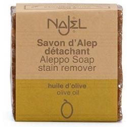 Odplamiające mydło z Aleppo