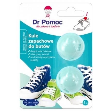 Zapachowe kule do butów DR POMOC