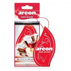 Zawieszka zapachowa APPLE7CINNAMON MON AREON