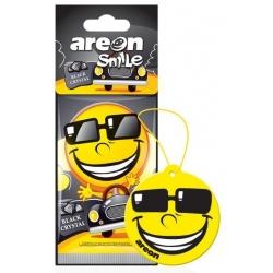 Zawieszka zapachowa SMILE Black Cristal